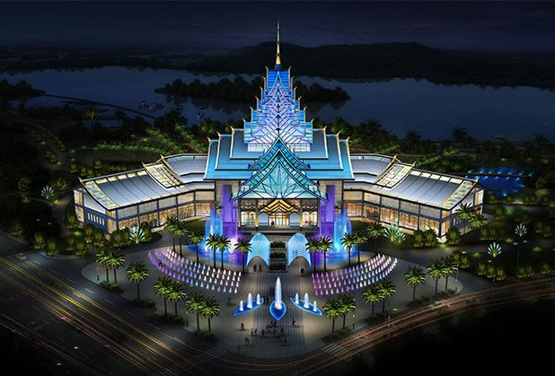 新颖别致的四川音乐喷泉如何设计?