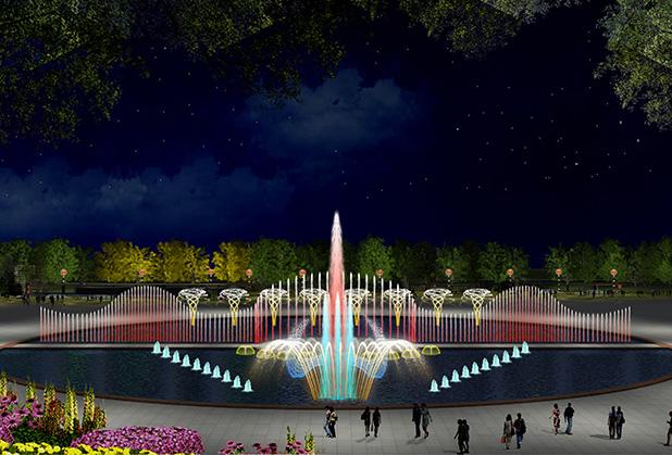 浅谈四川音乐喷泉的声音控制原理