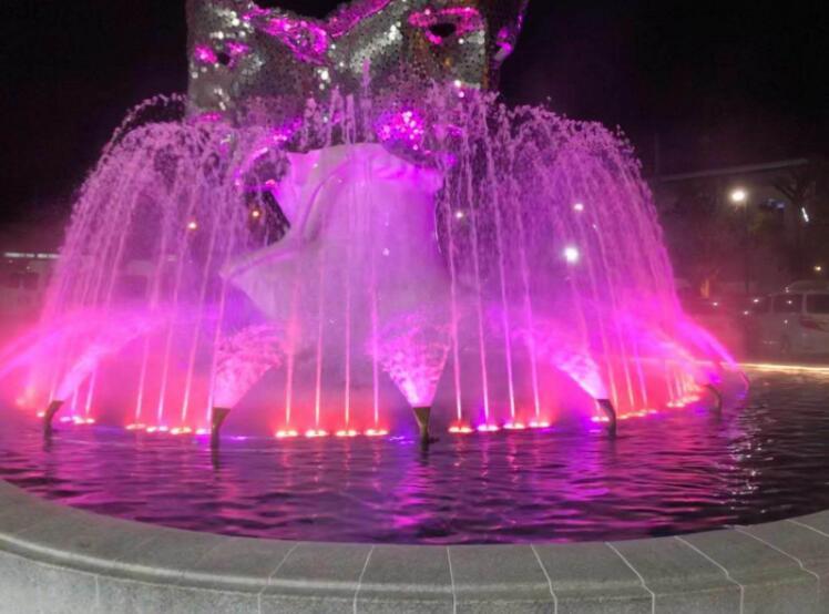 喷泉设备的日常维护需要做什么?