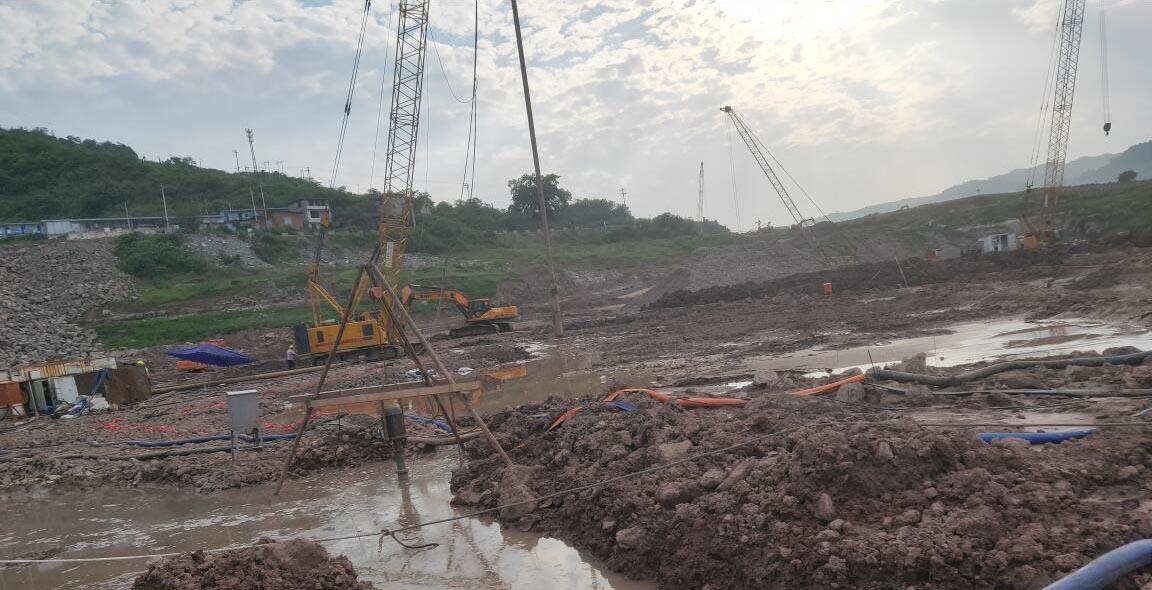 四川振沖碎石樁施工