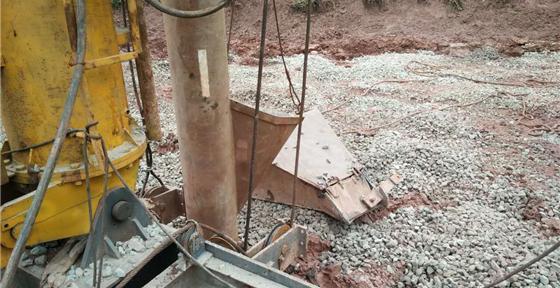 四川碎石擠密樁