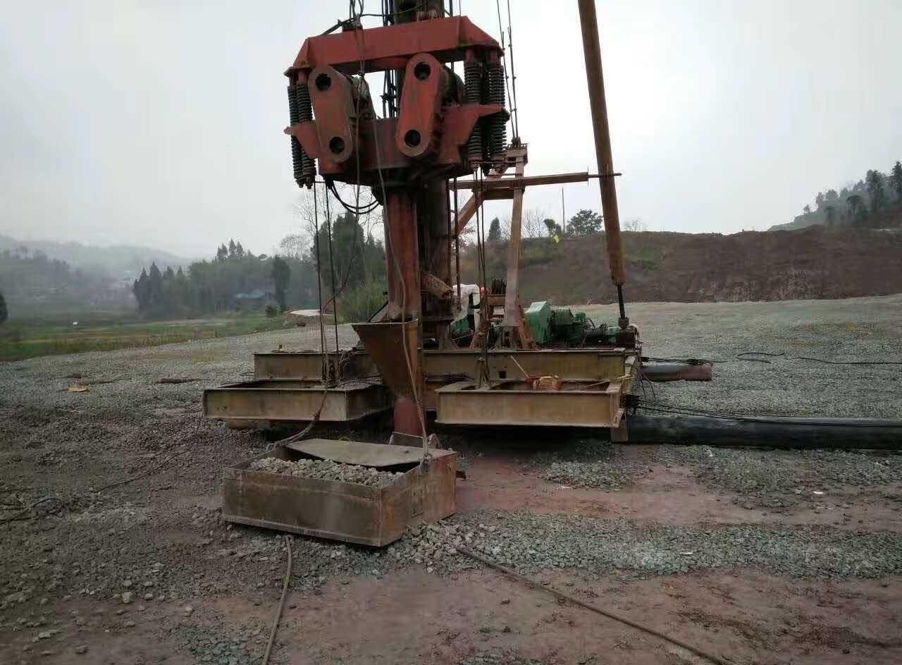 四川碎石擠密樁的應用實例介紹,趕快來了解一下