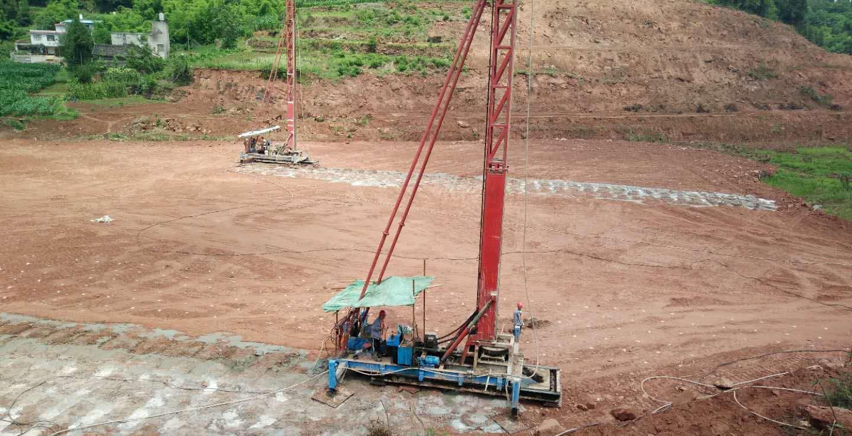 四川水泥攪拌樁工程