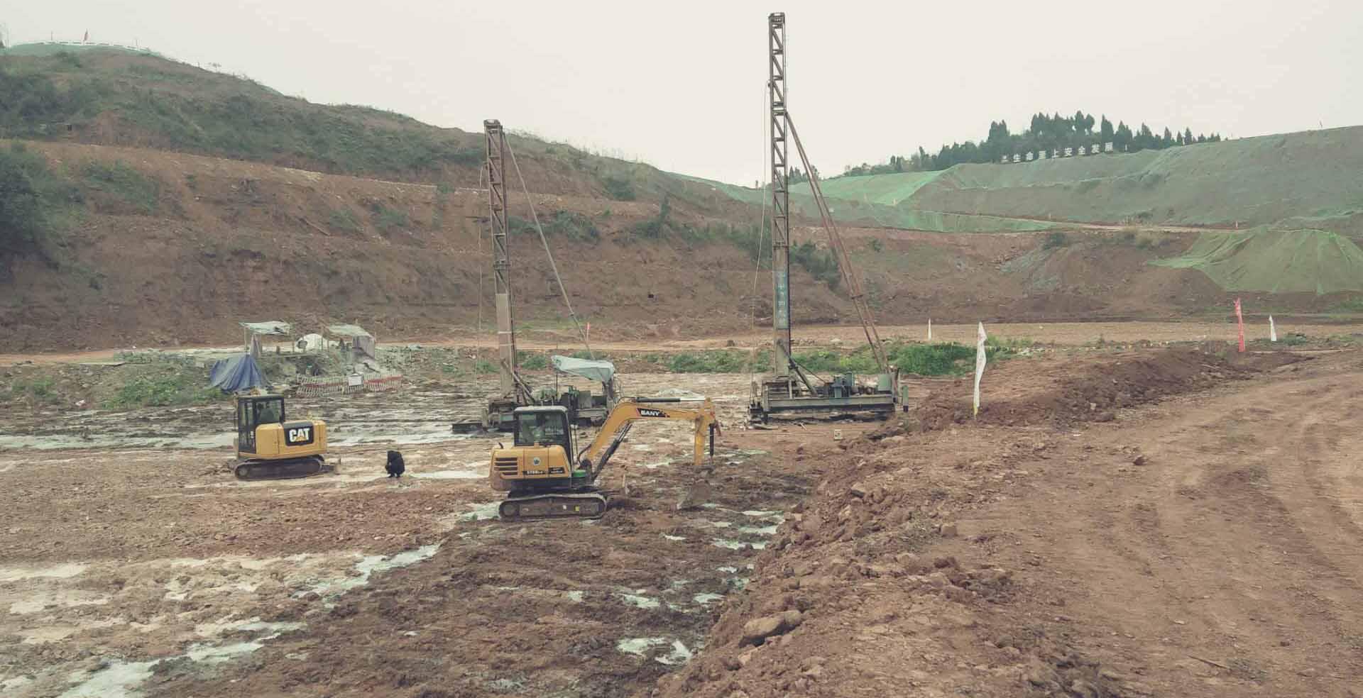 四川水泥攪拌樁