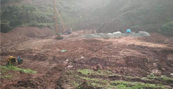 四川碎石樁施工