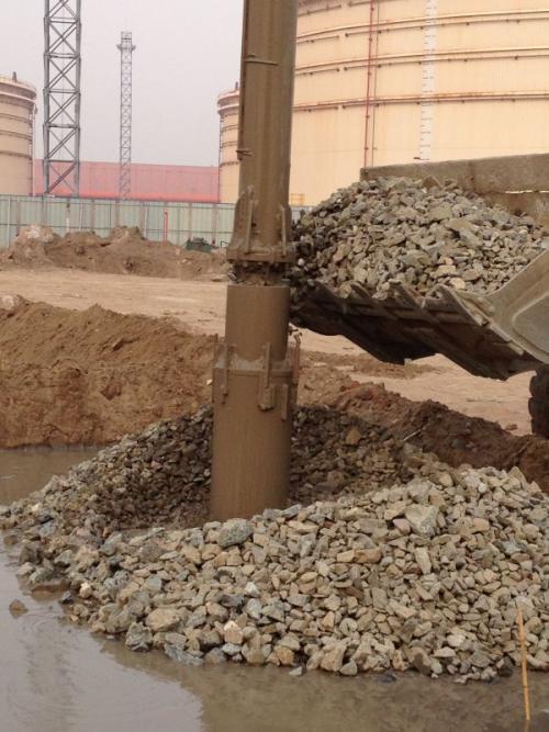 如何進行四川碎石樁的質量控制