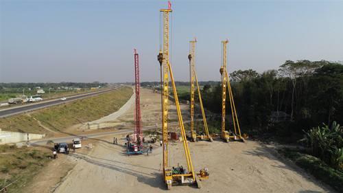 四川水泥攪拌樁的施工流程