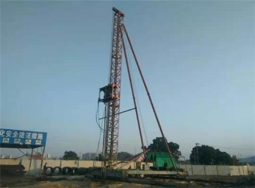 四川水泥攪拌樁的施工控制有哪些