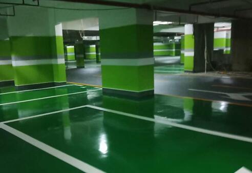 环氧地坪漆可以在室外使用吗