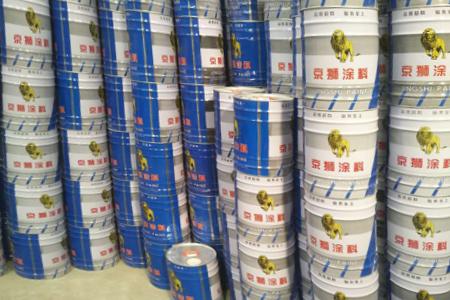 兰州京狮自流平地坪漆厂区展示