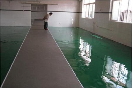 兰州耐磨环氧地坪漆施工的影响因素有哪些