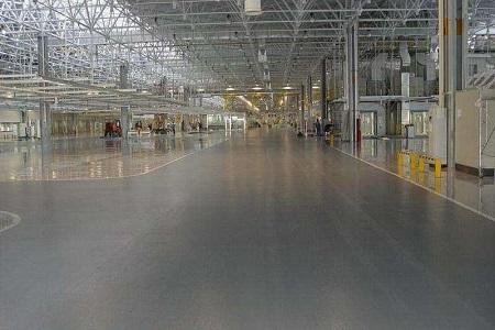 金刚砂耐磨地坪完工后要注意哪些地方的养护和清洁