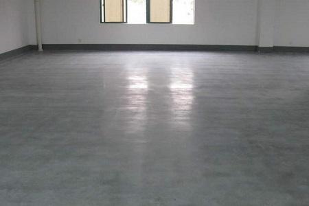 兰州金刚砂耐磨地坪漆施工基层处理有哪些要求