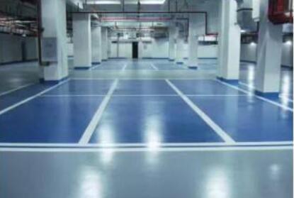 环氧地坪漆和环氧自流平分别有什么优势可选择
