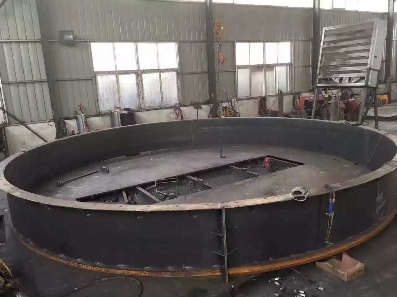 河南专开机械设备厂房展示
