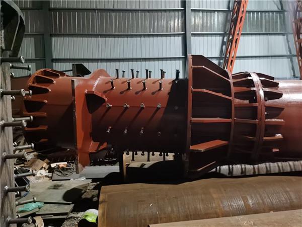 钢管柱合作案例