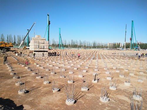 灰土挤密桩施工,要注意什么 新疆碎石桩施工厂家告诉你