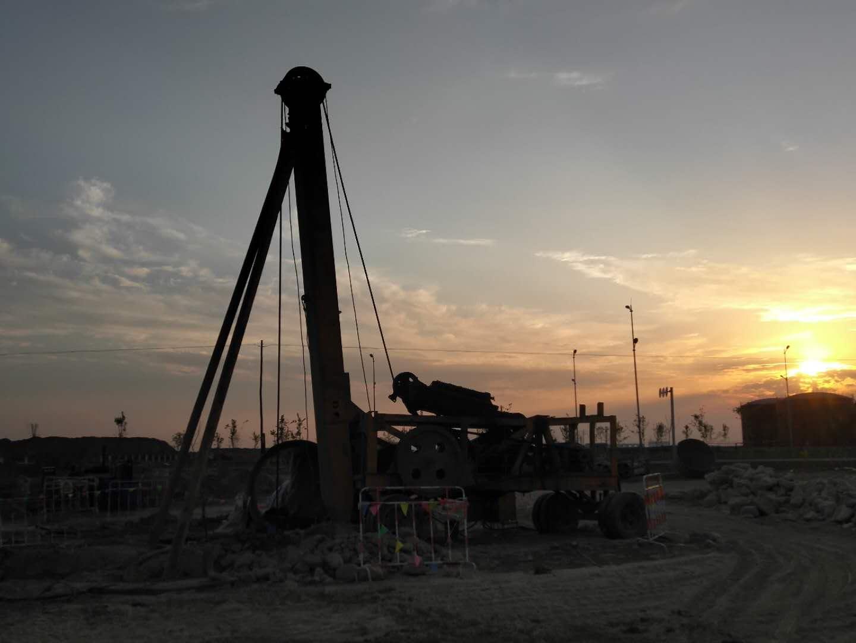 乌鲁木齐地基基础施工正反循环钻机