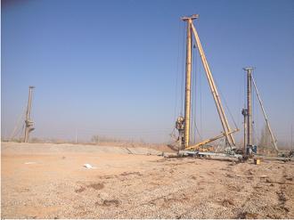 新疆地基基础施工