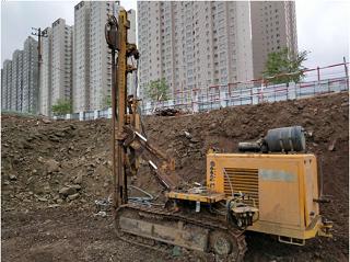 地基基础设备租赁锚杆钻机