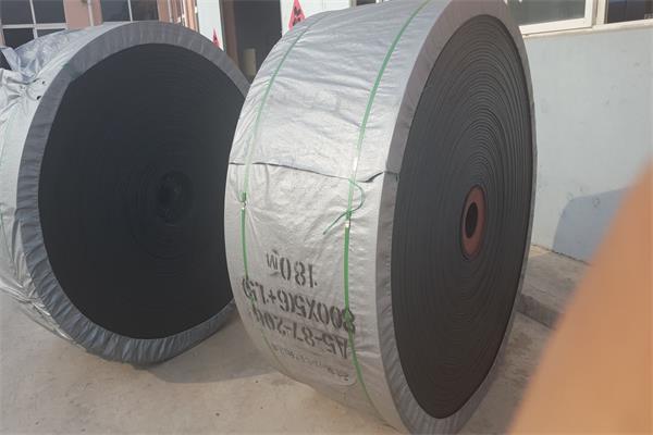 阻燃輸送帶在生產過程中的質量控制