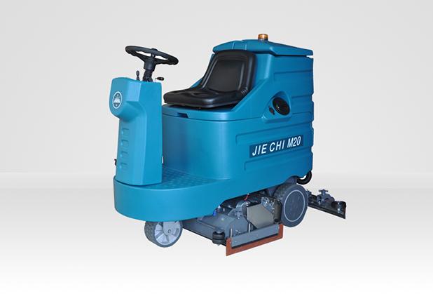 四川驾驶式洗地机-驾驶式扫洗一体机M20