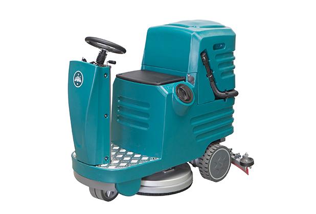 成都驾驶式洗地机厂家-mini驾驶式自动洗地机A5