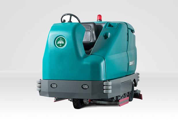 成都驾驶式洗地机