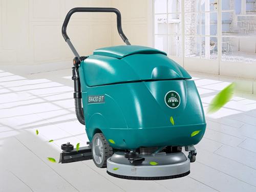 成都手推式洗地机不出水、吸力不足是怎么回事?在线解答