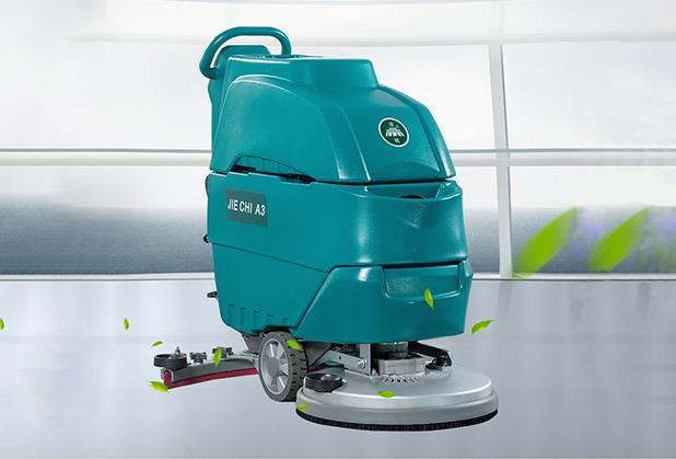 浅析成都手推式洗地机和成都驾驶式洗地机有什么不同
