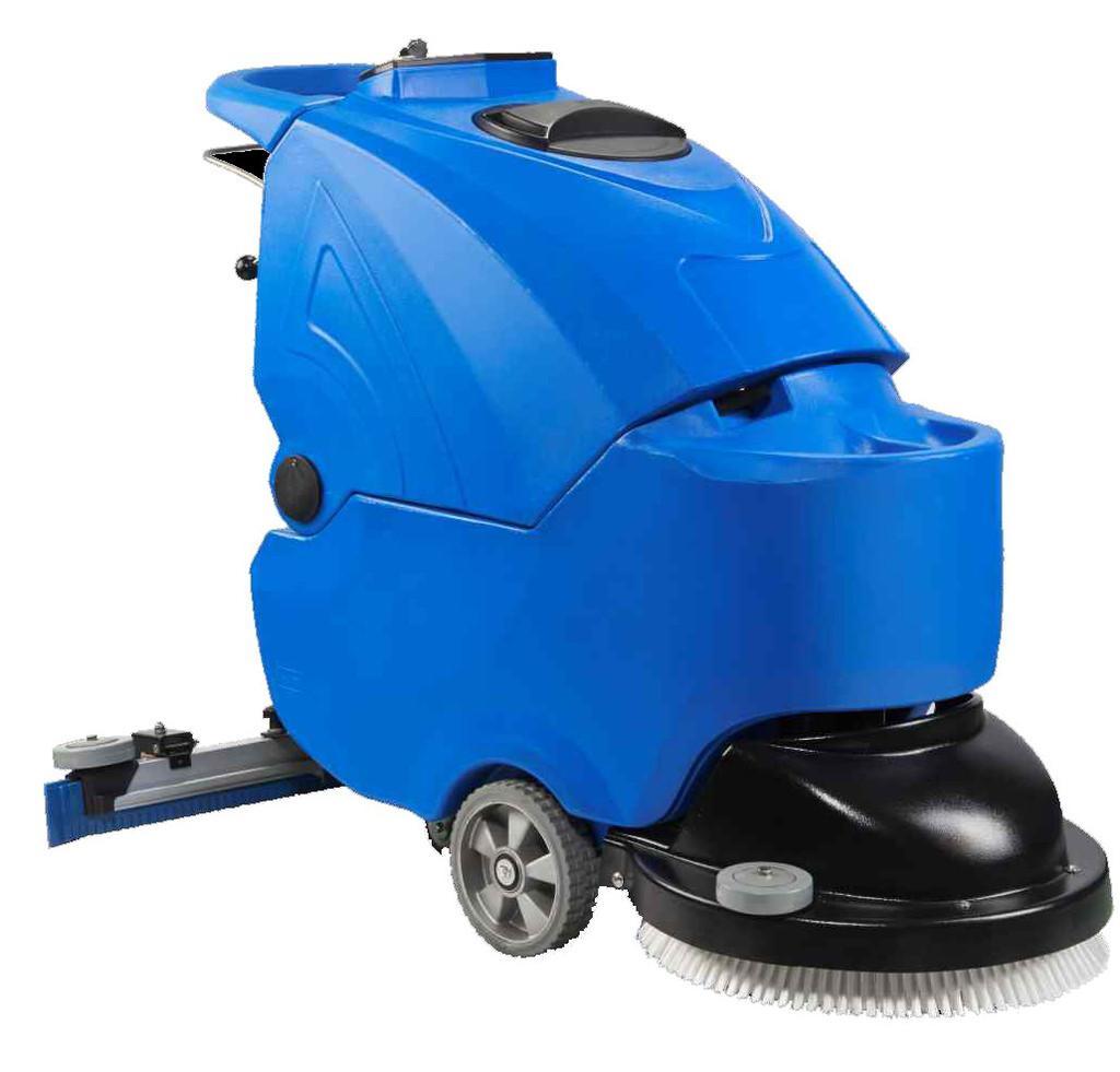 成都洗地机凭什么被称为是清洁行业发展的助推器?