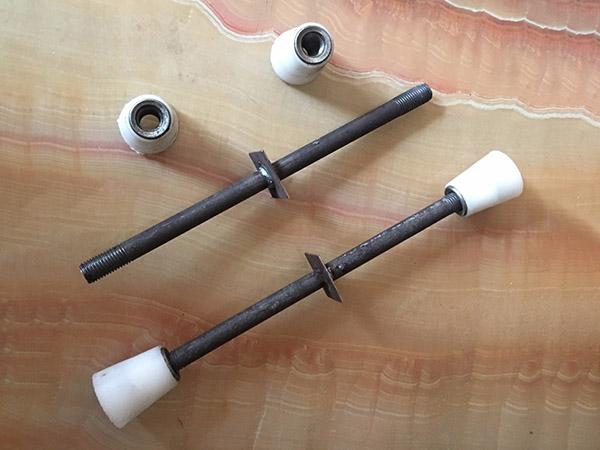 河南三段式止水螺桿安裝