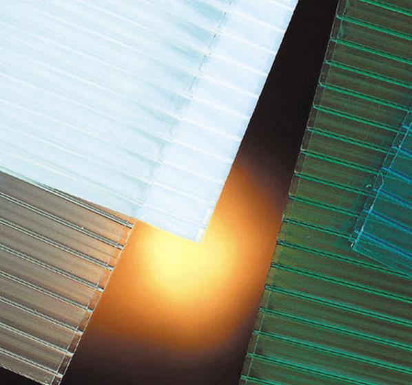 温室双层阳光板