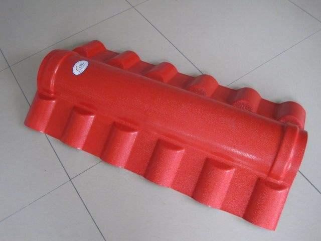 树脂瓦、合成树脂瓦在甘肃的使用_甘肃鑫凯晟工程材料