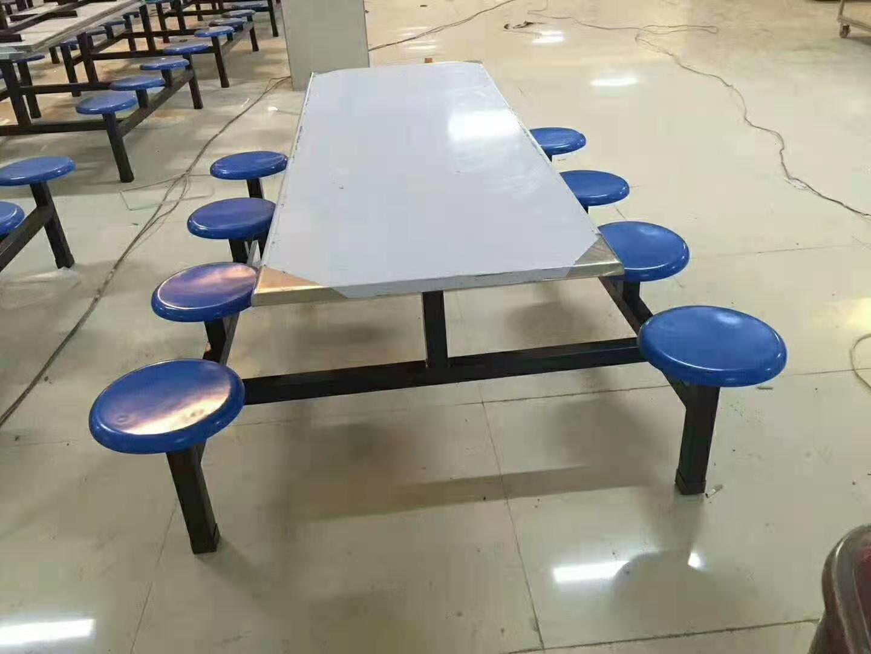 学校食堂餐桌,不锈钢食堂餐桌优势