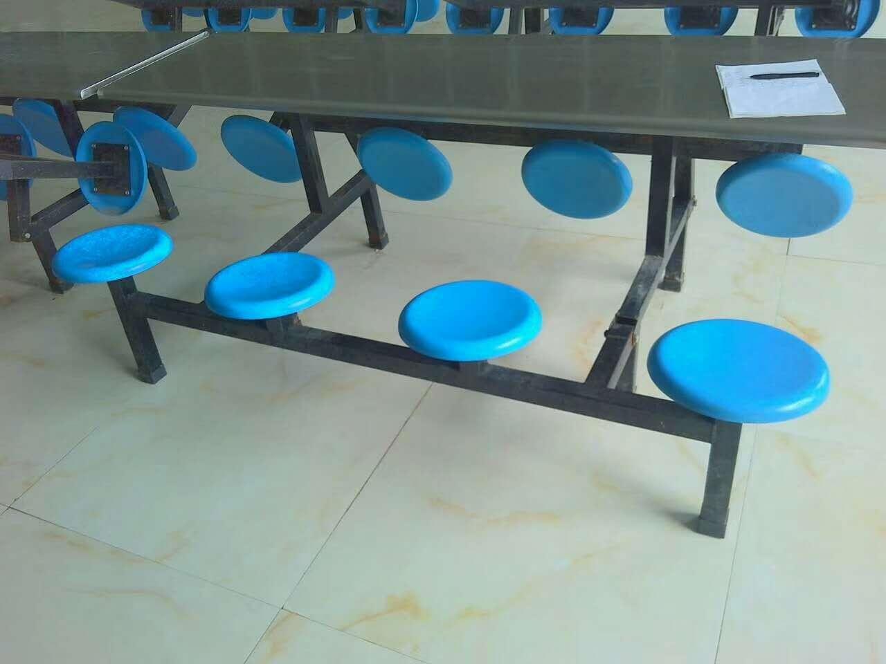 食堂餐桌椅什么材质好 食堂餐桌椅的尺寸规格