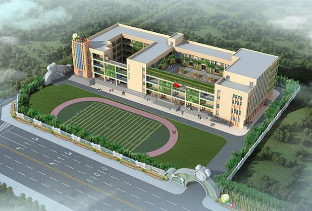 成都校园建筑设计工程