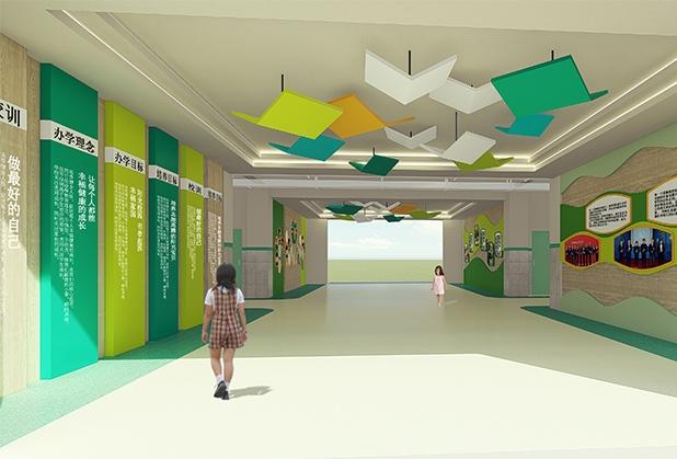 重庆校园文化建设:三风一训