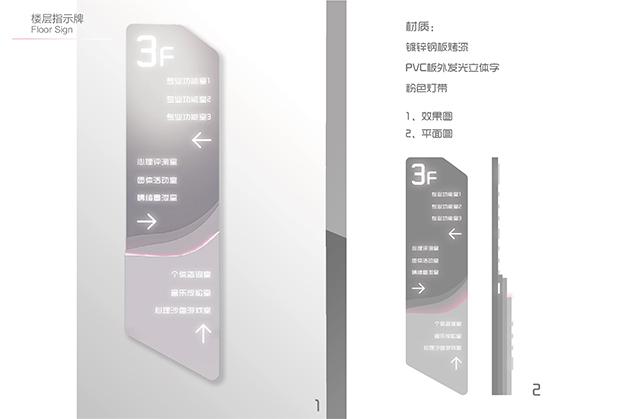 重庆校园导视系统定制