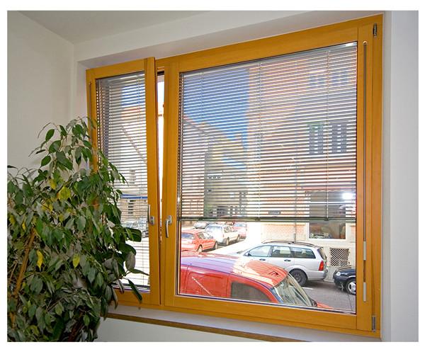 铝包木门窗 异形定制 实木铝包木门窗