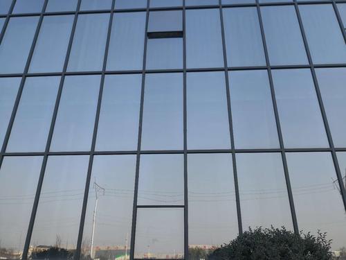 乌兰察布中空钢化玻璃
