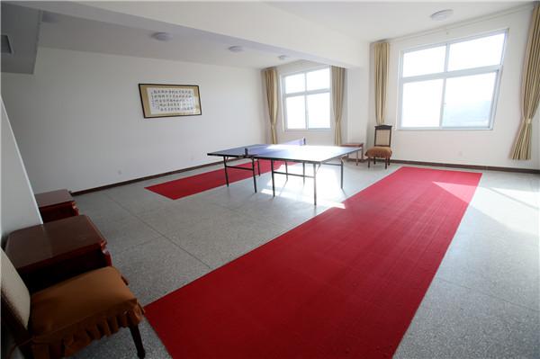 开封养老院乒乓球室