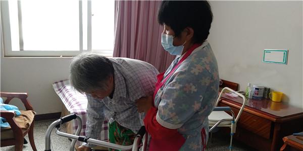 开封养老机构生活护理