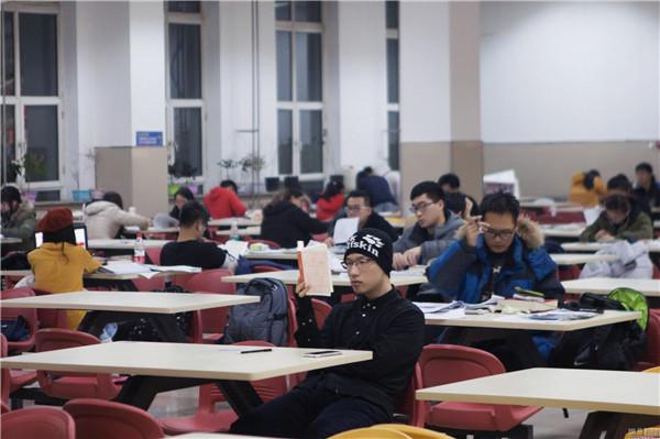 河南考研寄宿学校