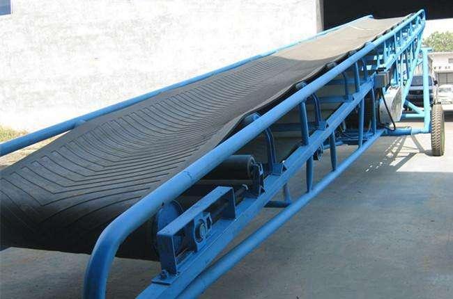 宁夏TD75型皮带输送机设备厂家的案例介绍