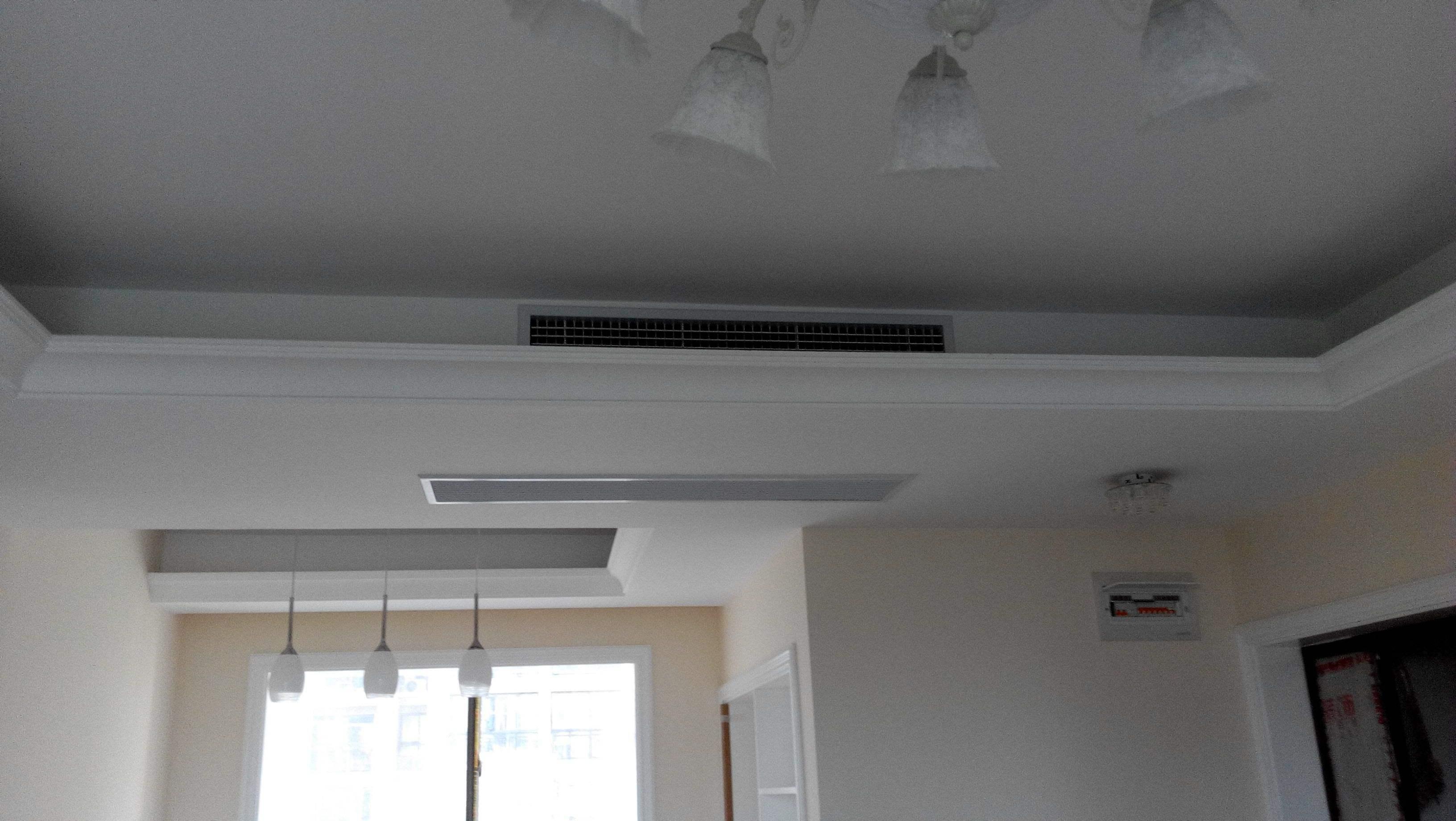 中央空调风口安装