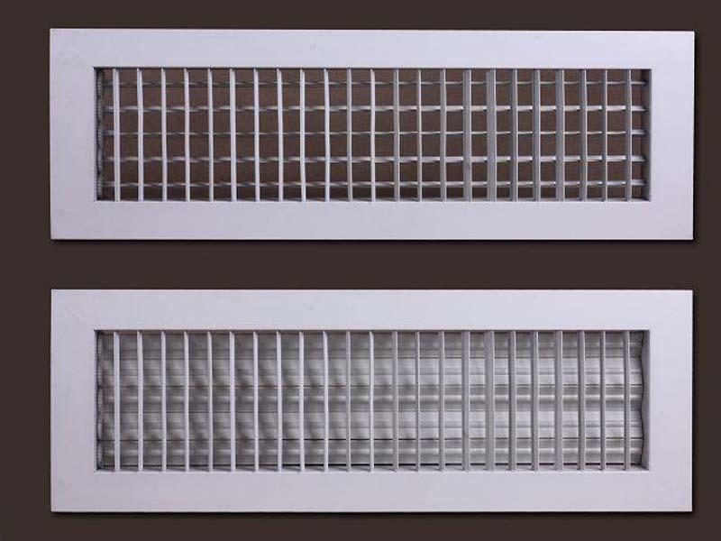 目前中央空调所使用的宜昌铝合金风口材料都是非常不错的,值得消费者信任