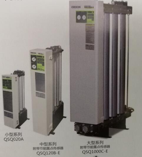 好利旺吸附式空氣幹燥機