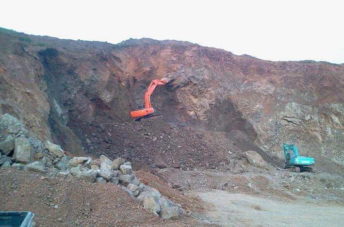 四川专业矿山开采设计方案
