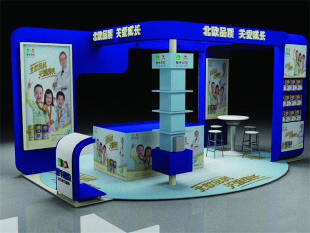 陕西展厅设计施工